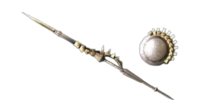 Spiked Spear+ (MH4U)