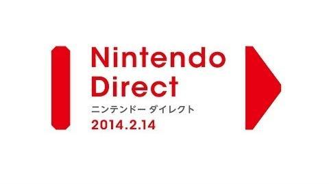 Nintendo Direct 2014.2