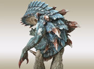 Capcom Figure Builder Creator's Model Lagiacrus 003