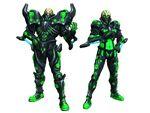 FrontierGen-Genome Armor (Both) Render 2