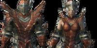 Agnaktor Armor (Blademaster) (MH3U)