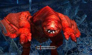 MH4U-Red Khezu Head Break 001