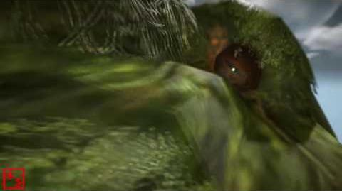Monster Hunter Online - Yama Tsukami Intro