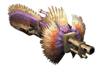 MH4-Light Bowgun Render 006
