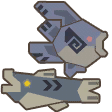 MH3U-Fish Icon