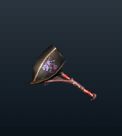 File:MH4U-Relic Hammer 001 Render 005.png