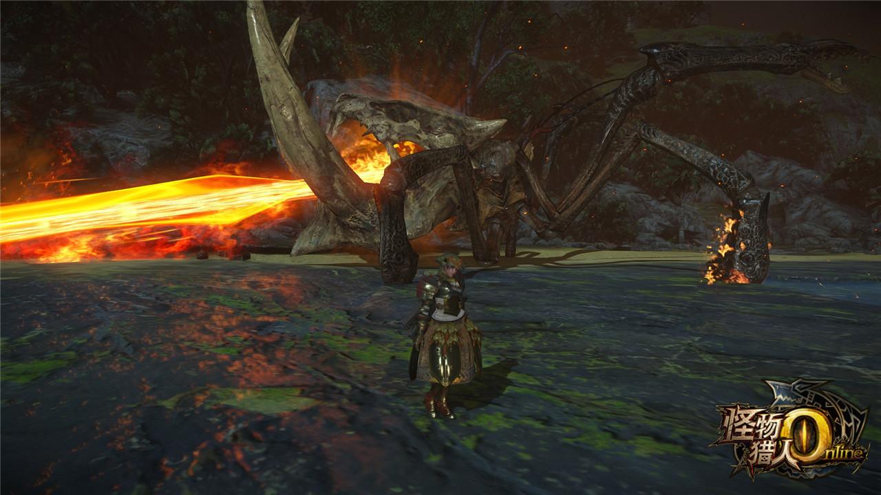 When Shen Gaoren Attacks : MonsterHunter