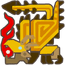 MH3U-Gold Rathian Icon