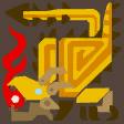 MH3U-Gold Rathian Icon