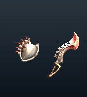 File:MH4U-Relic Sword and Shield 001 Render 001.png