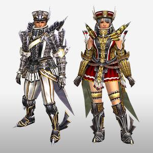 FrontierGen-Atora Armor (Both) (Front) Render