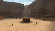 MHFU-Desert Screenshot 008