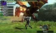 MHGen-Dreadking Rathalos Screenshot 010