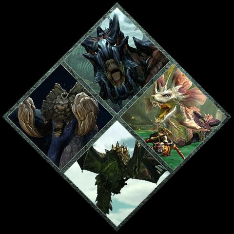File:MHGen-Flagship Monsters Screenshot 001.png