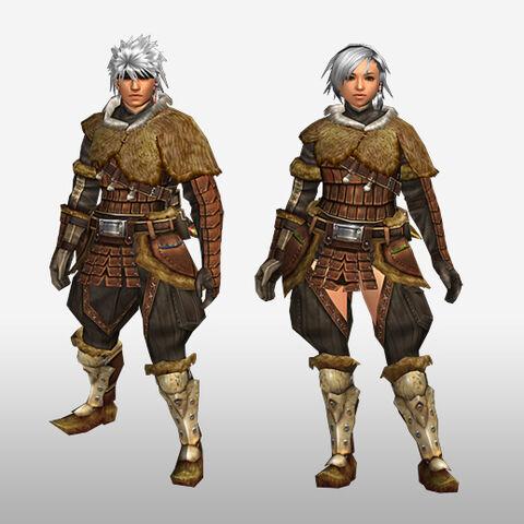File:FrontierGen-Shikari Armor (Both) (Front) Render.jpg