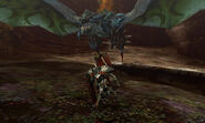 MH4-Azure Rathalos Screenshot 002