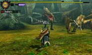 MH4U-Deviljho and Seregios Screenshot 001