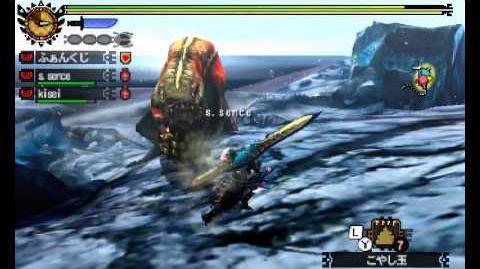 【HD実況】MH4 イベクエ 怒り喰らうイビルジョー 2 2