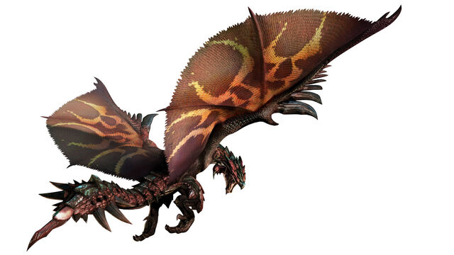 File:MHGen-Black Flame King Rathalos Render 001.jpg