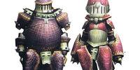 Rhenoplos X Armor (Blademaster) (MH3U)