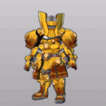 MHST-Uragaan Armor (Male) Render 001