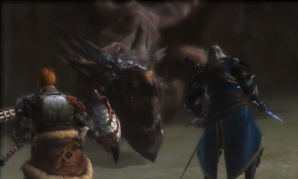 File:MH4U-Rusted Kushala Daora Screenshot 002.png