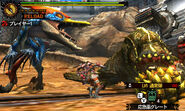 MH4U-Deviljho and Velocidrome Screenshot 003