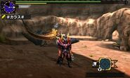 MHGen-Grimclaw Tigrex Screenshot 005