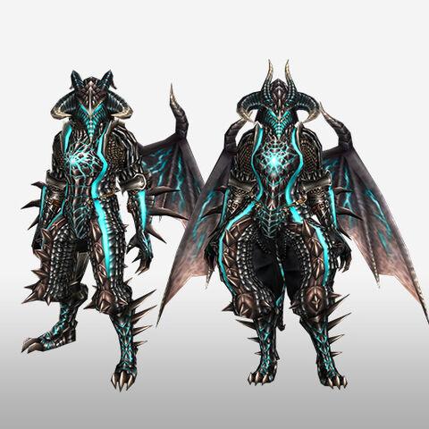 File:FrontierGen-Dragon G Armor (Blademaster) (Front) Render.jpg