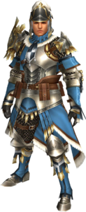 FrontierGen-Regunumu Armor (Male) (Both) (Front) Render 002