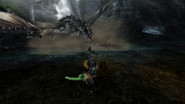 MHP3-Silver Rathalos Screenshot 007
