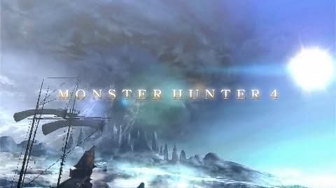 N3DS『モンスターハンター4』 プロモーション映像4