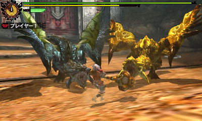 File:MH4-Azure Rathalos and Gold Rathian Screenshot 001.jpg