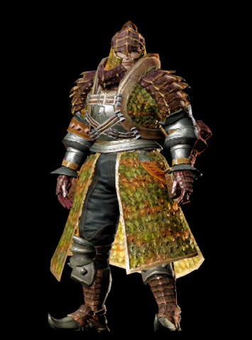 File:MHO-Gendrome Armor (Blademaster) (Male) Render 001.png