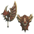 FrontierGen-Sword and Shield 001 Low Quality Render 001