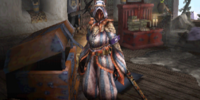 Makluva U Armor (Blade)