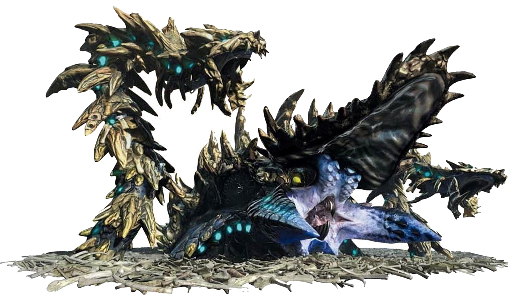 Monster Hunter Generations Nakarkos