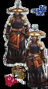 MH3U Yukumo Armor