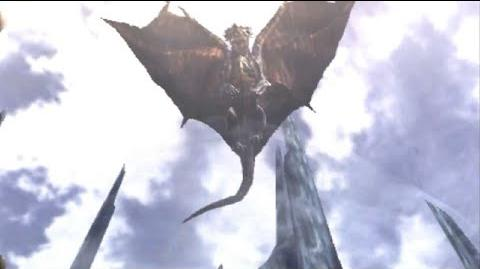3DS Monster Hunter 4 Ultimate -Kushala Daora Intro-