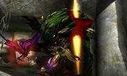 MH4U-Berserk Tetsucabra Screenshot 009