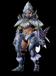 MHO-Silver Hypno Armor (Gunner) (Male) Render 001