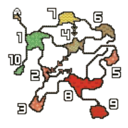MH4U-Volcanic Hollow Map