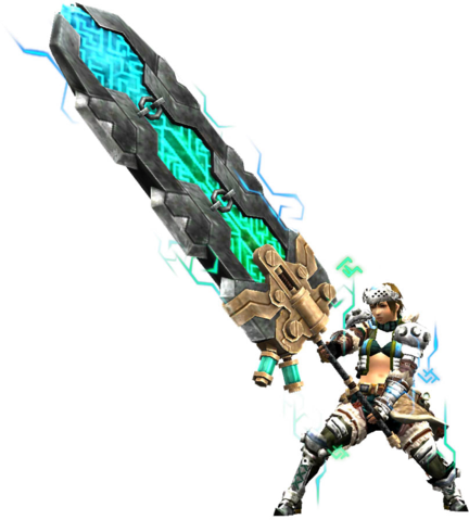 File:MHXR-Great Sword Equipment Render 002.png