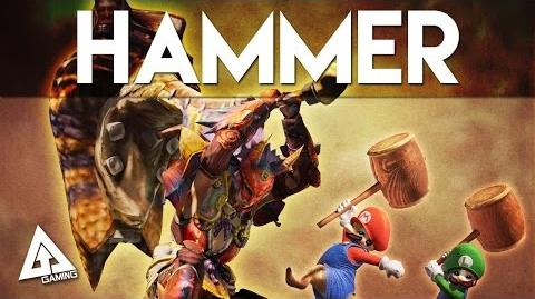 Monster Hunter 4 Ultimate Hammer Tutorial MH4U Basics