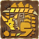 File:FrontierGen-Gold Rathian Icon 02.png