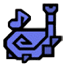 File:Hunting Horn Icon Blue.png