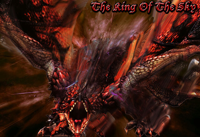 File:The King Of The Sky (Rathalos).jpg