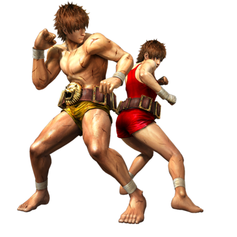 File:MH4G-Dual Blades Equipment Render 002.png