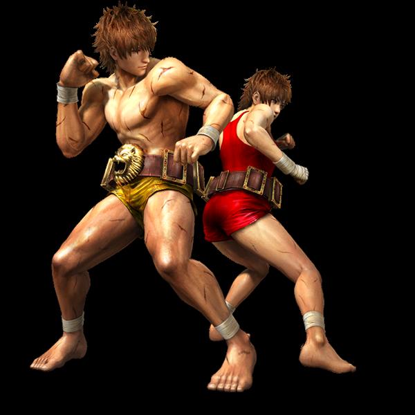 Baki The Grappler Ultimate Championship