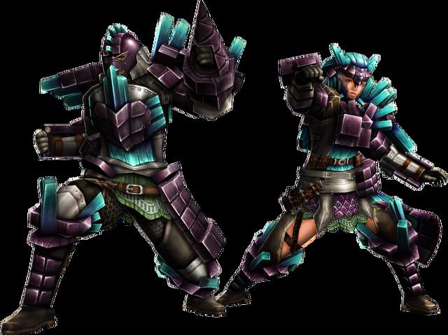 File:FrontierGen-Kuaru Armor (Gunner) Render 2.png